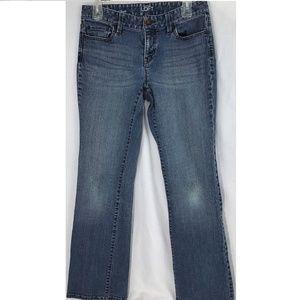 Ann Taylor LOFT Women's Blue Jeans Size 6 31x31.5